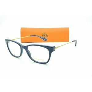Tory Burch TY 2063 1520 Navy Eyeglasses Clear lens